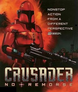 <i>Crusader: No Remorse</i> 1995 video game