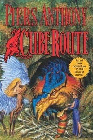 Cube Route - Image: Cube Route cover