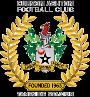 Curzon Ashton F.C. association football club