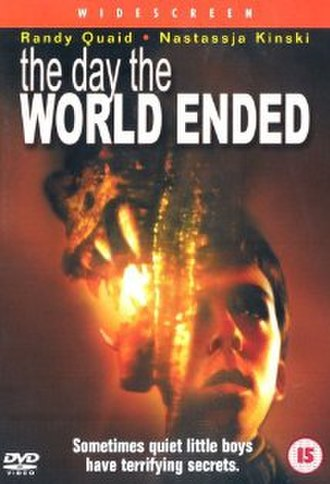 The Day the World Ended - DVD cover