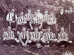 Dartford F.C. - 1904–05 team