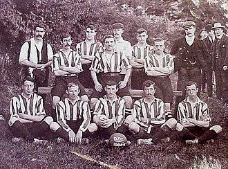 Dartford F.C. - 1904–05 team
