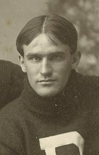 David Carr MacAndrew American football player and coach