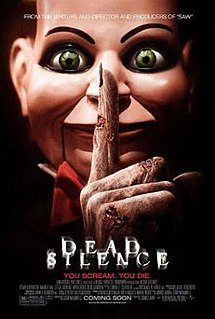 Dead silence high quality movie online
