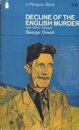 Decline of the English Murder - Cover of 1965 Penguin UK Edition