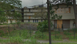 DeGaulle Manor Former housing project in Algiers, New Orleans, Louisiana, United States