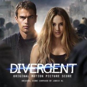 Divergent: Original Motion Picture Soundtrack - Image: Divergent score
