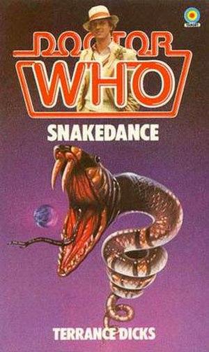 Snakedance - Image: Doctor Who Snakedance