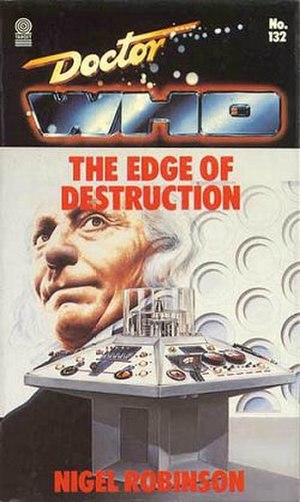 The Edge of Destruction - Image: Doctor Who The Edge of Destruction