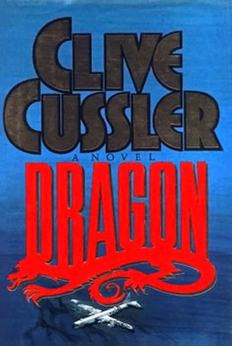 Dragon (Cussler novel) - Hardcover first Edition
