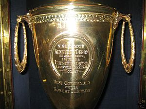 Dust Commander - Dust Commander's Owners Trophy
