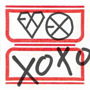 XOXO (album) - Image: EXO XOXO First Album