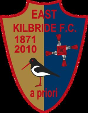 East Kilbride F.C. - Image: East Kilbride F.C. crest