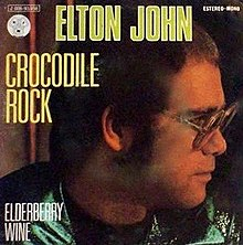 Elton John — Crocodile Rock (studio acapella)