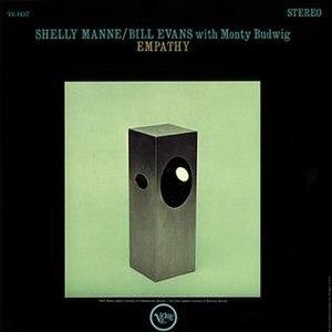 Empathy (Bill Evans and Shelly Manne album) - Image: Empathy Evans