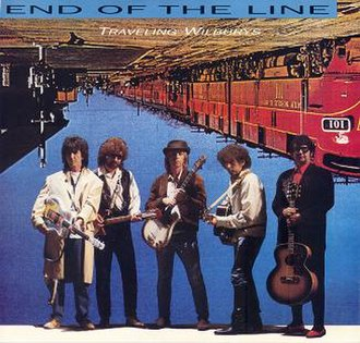 End of the Line (Traveling Wilburys song) - Image: End of the Line Single