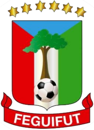 Equatorial Guinea national football team - Image: Equatorial Guinea FA
