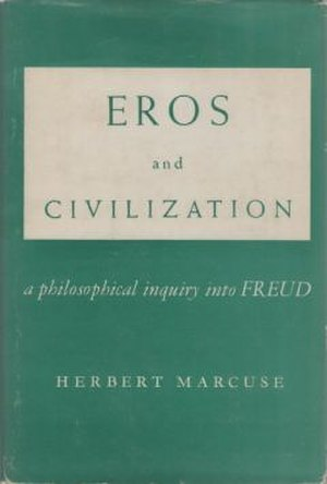 Eros and Civilization - Cover of the first edition