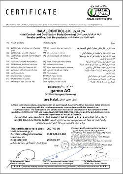 definition of halal