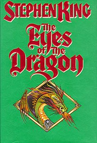 Image result for eyes of the dragon cover
