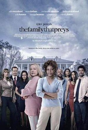 The Family That Preys - Original poster