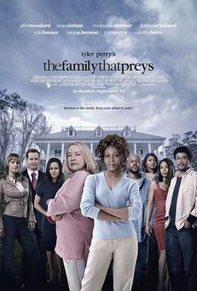 Picture of a movie: The Family That Preys