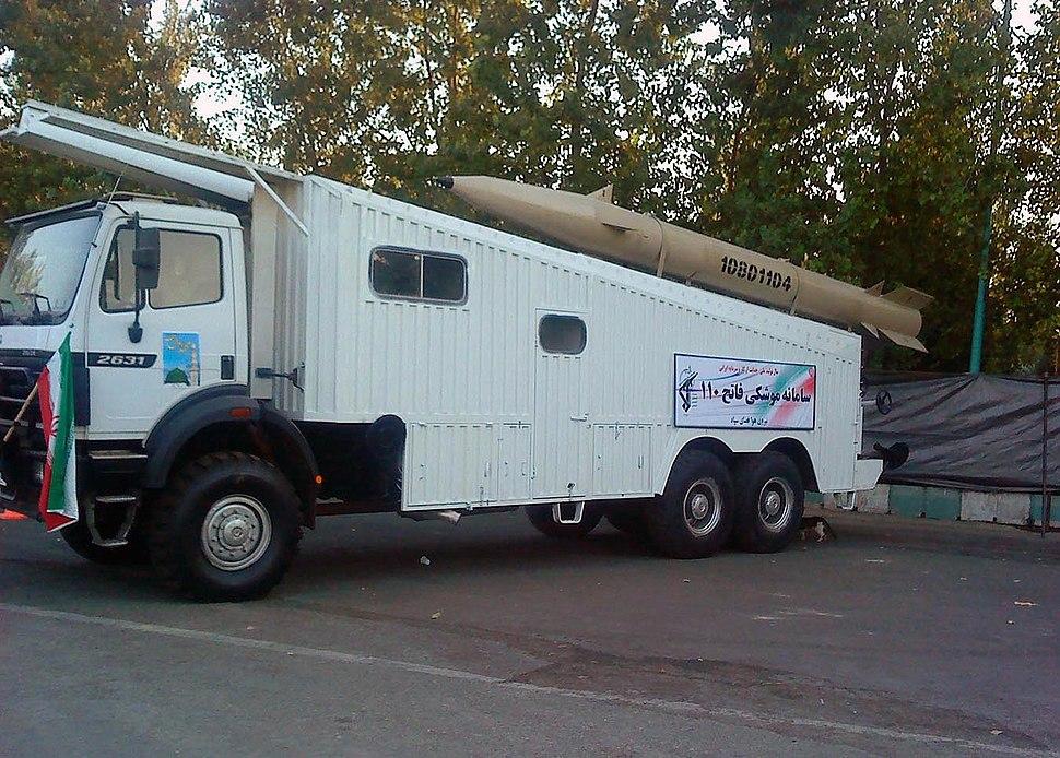 Fateh 110 2012