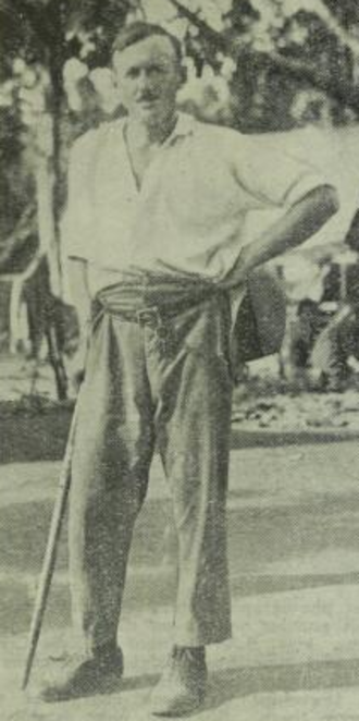 F.E. Williams - F.E. Williams in Papua