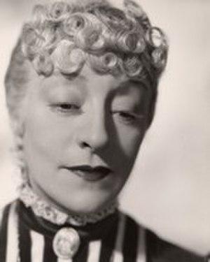 Françoise Rosay - Image: Francoise rosay