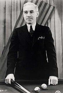 Frank Taberski American pool player