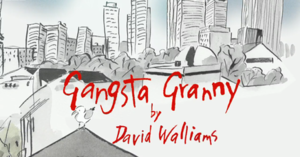 Gangsta Granny (film) - Image: Gangsta Granny titlecard