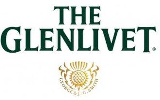 The Glenlivet distillery - The Glenlivet distillery logo