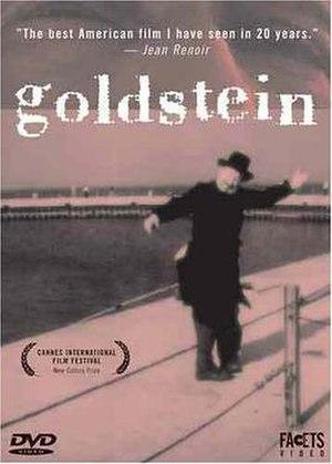 Goldstein (film) - DVD cover