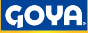 Goya Foods - Image: Goya logo