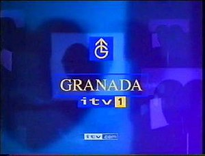 ITV Granada - A 2001–2002 ident with the website for itv.com and the region's familiar logo.