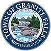 Official seal of Granite Falls, North Carolina