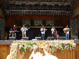 Greensky Bluegrass at Telluride Bluegrass Festival (22 June 2007).jpg