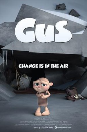 Gus (2011 film) - Official Poster for Gus