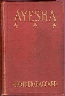 Ayesha (novel) - Wikipedia