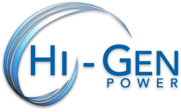 Hi-Gen Power logo