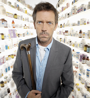 Gregory House Protagonist of the American television series House