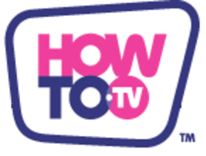 HowTo.tv - Image: How To Tv Logo