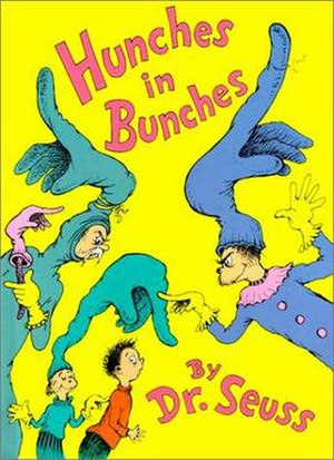 Hunches in Bunches - Hardcover cover