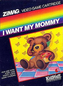 I Want My Mommy