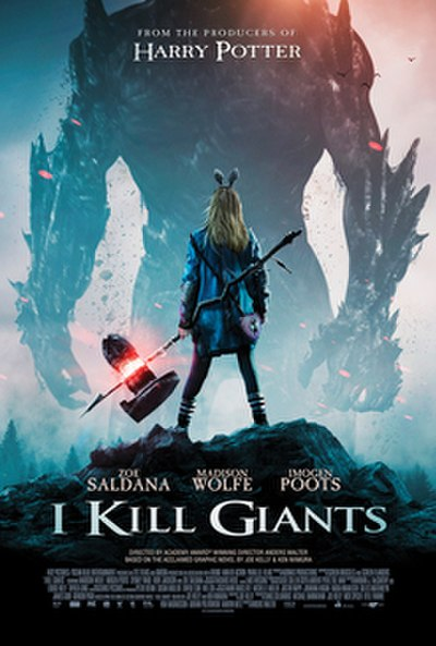 Picture of a movie: I Kill Giants