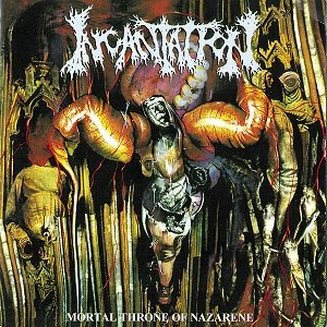 Mortal Throne of Nazarene - Image: Incantation mortal throne