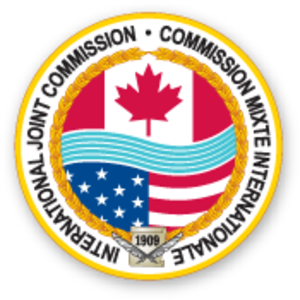 International Joint Commission - Image: International Joint Commission emblem