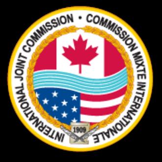 International Joint Commission - Image: International Joint Commission emblem