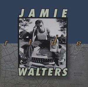 Ride (Jamie Walters album) - Image: Jamie Walters Ride