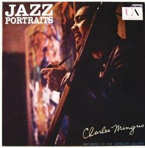 Jazz Portraits: Mingus in Wonderland - Image: Jazz Portraits